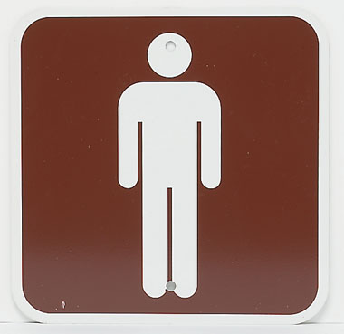 Bathroom Signs on Restroom Signs